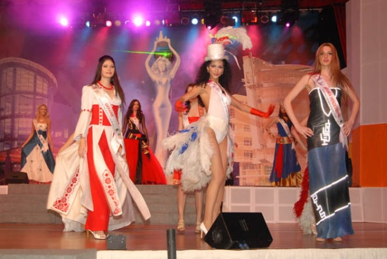 Miss Tourism Metropolitan International 2007